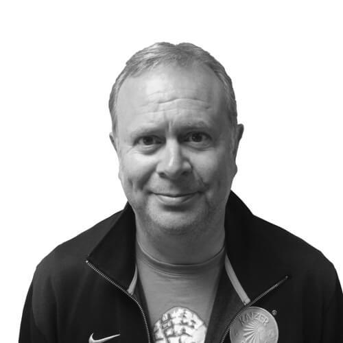 Andy Payne OBE