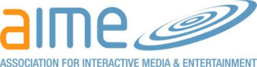 AIME - Association for Interactive Media & Entertainment